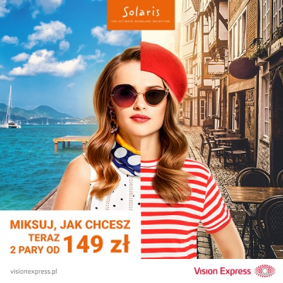Mix&Match w salonie Vision Express