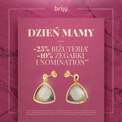 Wyjątkowa oferta z okazji Dnia Mamy w salonach Briju!