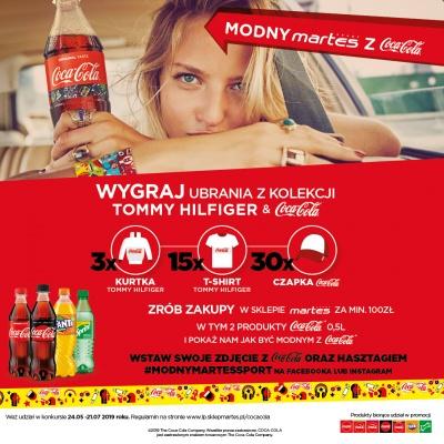 Modny Martes z Coca Cola!