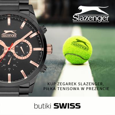 Świętuj Wimbledon z marką Slazenger!