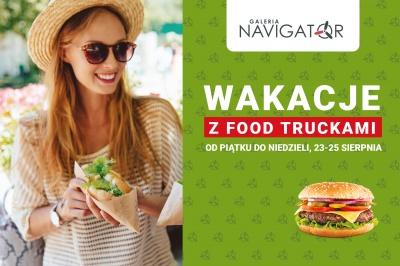 Wakacje z Food Truckami