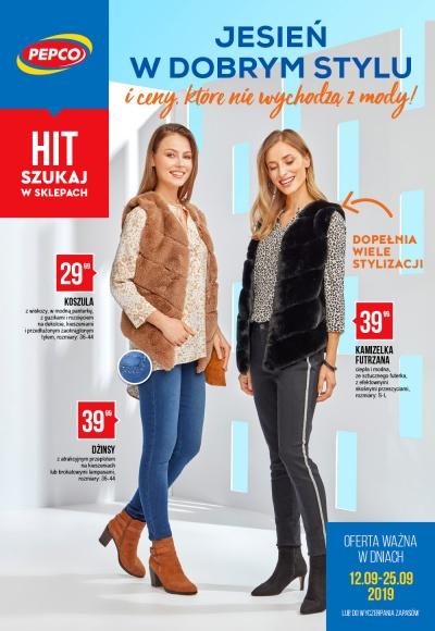 Jesień w dobrym stylu i ceny, które nie wychodzą z mody!
