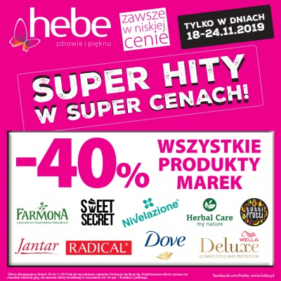 SUPER HITY w SUPER CENACH!