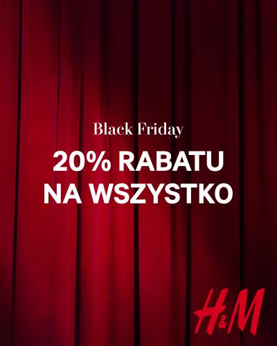 Gotowi na Black Friday w H&M?