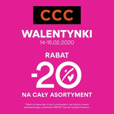 WALENTYNKI W CCC