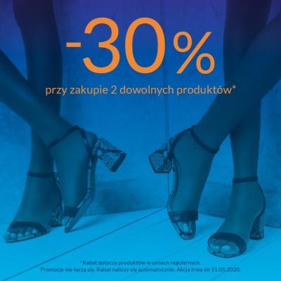 -30% przy zakupie 2 produktów w WOJAS