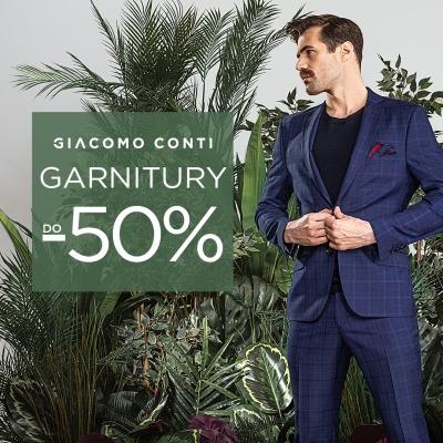 GARNITURY do -50%!