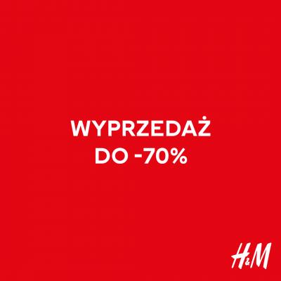 Obniżki nawet do -70% w H&M!