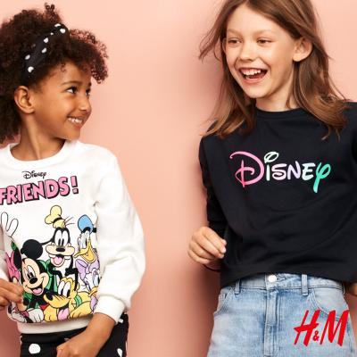 H&M x Disney