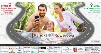 II Runda Rowerowa z Powiatem Mieleckim