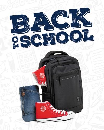 BACK TO SCHOOL -10% NA WSZYSTKO