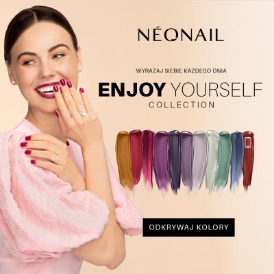 Enjoy Yourself – kolekcja jesienna lakierów hybrydowych NEONAIL