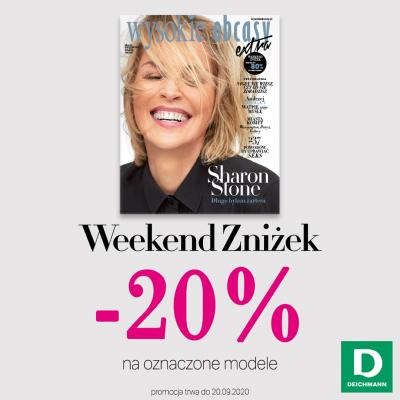 Weekend Zniżek -20%
