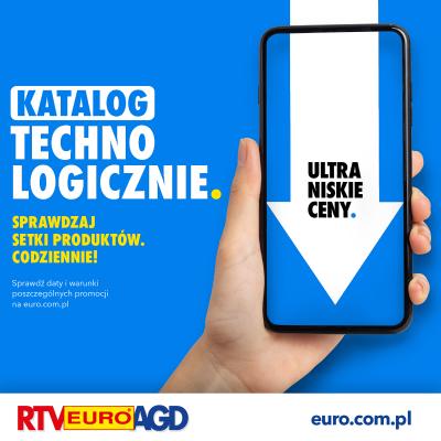 Kupuj w Ultra Niskich Cenach w sklepach RTV EURO AGD