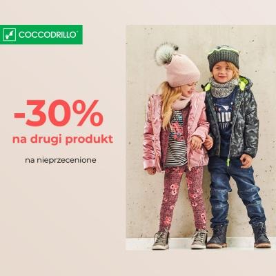 Kupuj z rabatem w Coccodrillo!
