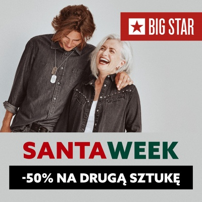 BIG STAR druga sztuka z 50% rabatem