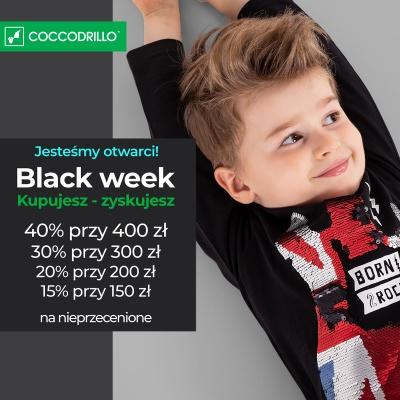 Black week! Już dziś kupuj więcej za mniej!