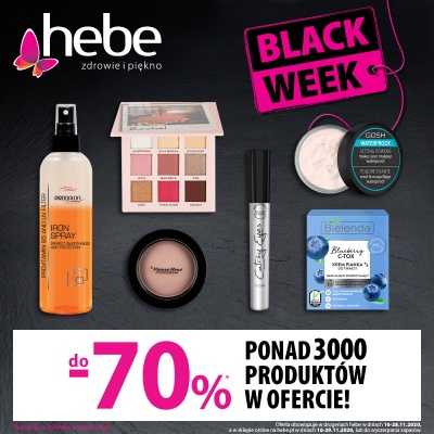 Black Friday w HEBE!
