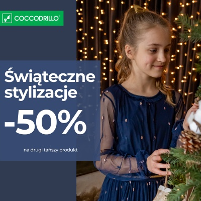 Świąteczne stylizacje -50%!