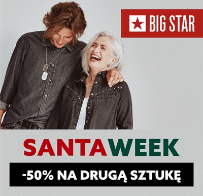 SANTA WEEK -50%