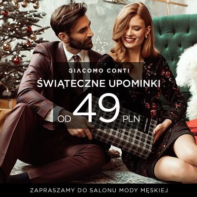Świąteczne upominki od 49 PLN