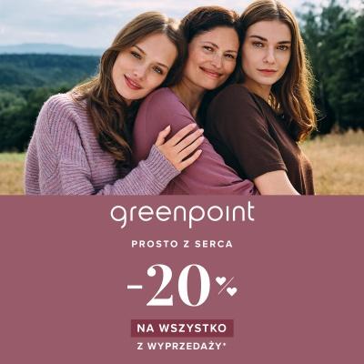 -20% na WSZYSTKO z WYPRZEDAŻY!