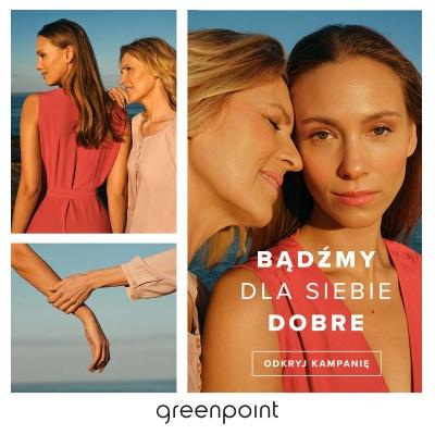 Bliskość, wspólnota i pozytywne relacje. To wartości, które odnajdziecie w najnowszej kampanii Greenpoint.