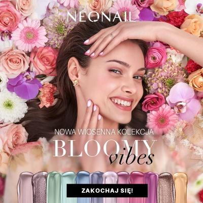 NOWA WIOSENNAKOLEKCJA Bloomy Vibes od NEONAIL jest już dostępna!