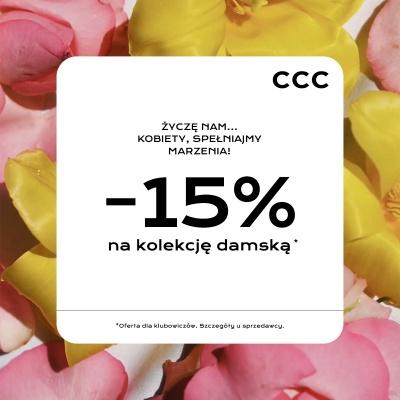 Dzień Kobiet w CCC!
