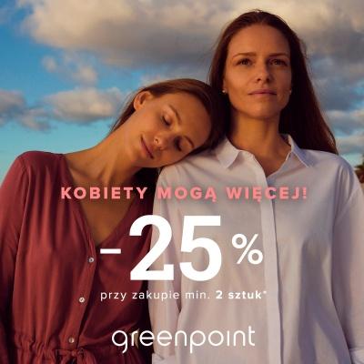 Celebruj Dzień Kobiet z Greenpoint