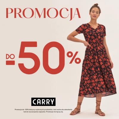 PROMOCJA do - 50%