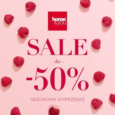 SALE -50% w Home&You