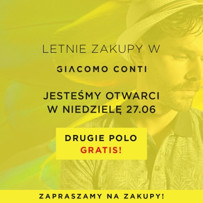 DRUGIE POLO GRATIS!