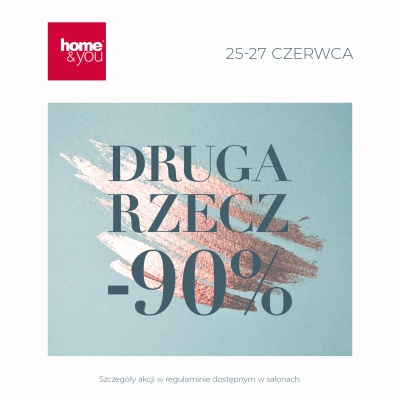 Promocji DRUGA RZECZ -90%