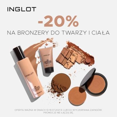 Promocja INGLOT