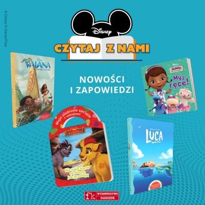 Nowości i zapowiedzi - Disney
