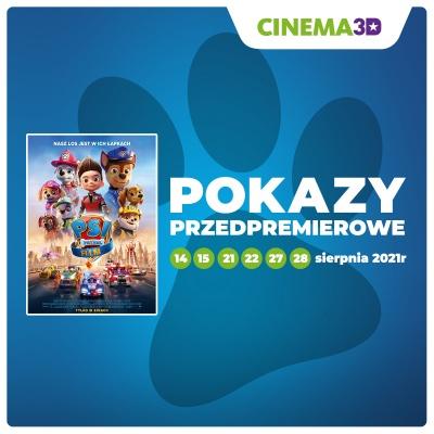Cinema3D zaprasza na przedpremierę