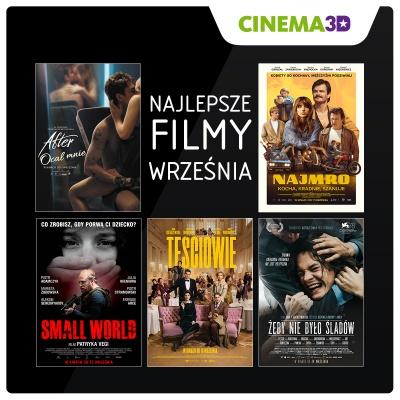 Wrzesień w Cinema3D