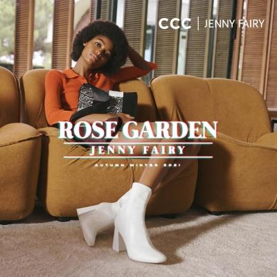 Kolekcja Rose Garden od Jenny Fairy i CCC!