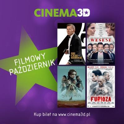 Jesień w Cinema3D