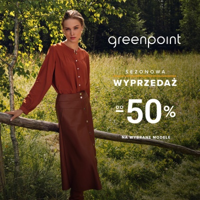 Odwiedź Greenpoint już dziś!