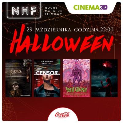 HALLOWEEN  w Cinema3D!
