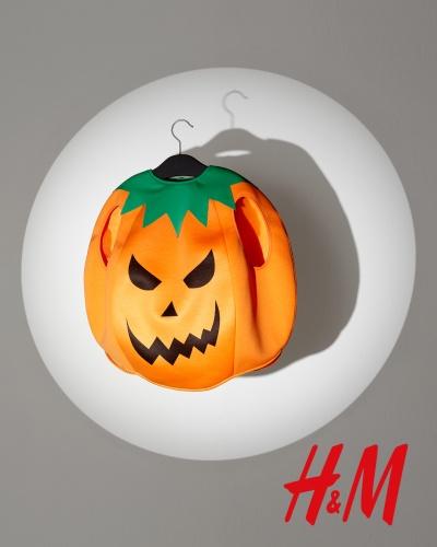 Boo! W H&M halloweenowe kostiumy!